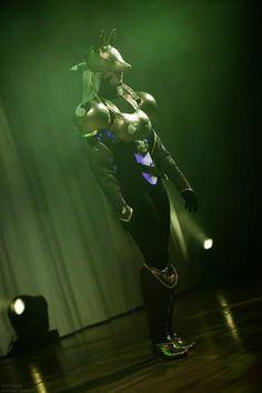 Sakuyamon digimon cosplay