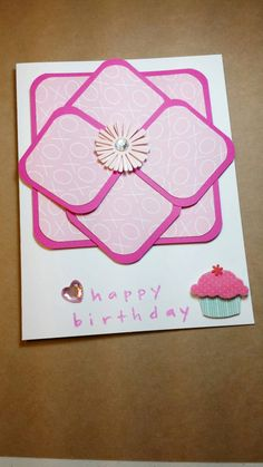 Check out this item in my Etsy shop https://www.etsy.com/listing/221116736/handmade-pinwheel-birthday-card