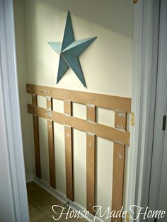 Diy Craftsman Style Wall Molding Using Leftover 1/2