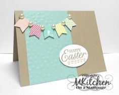 CAS Easter by stamping_mynn - Cards and Paper Crafts at Splitcoaststampers