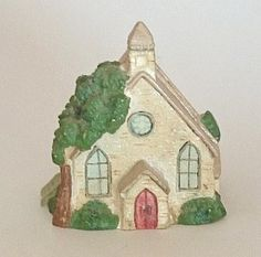 LENOX PRINCETON GALLERY-ENGLISH COUNTRY COTTAGE-THE CHURCH