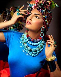 """identi chiC* ! ! !: Las """"chic"""" bijoux del sindrome tropical"""
