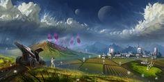 Civilization Beyond Earth, Spaceship, Aquarium, Sci Fi, Fan Art, Inspiration, Space Ship, Goldfish Bowl, Biblical Inspiration