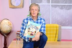 Paul McCartney to Publish Sequel to 'Hey Grandude!' Picture Book - Rolling Stone Submarine Pictures, Hey Dude, Penguin Random House, Political News, Paul Mccartney, Rolling Stones, Bedtime, New Books, Tv