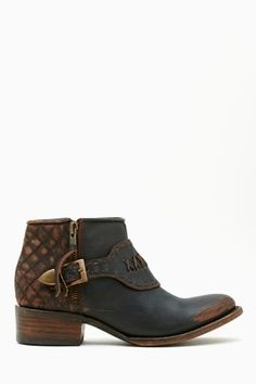 Grand Quilted Boot by Freebird