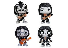 Go to http://newmusic.mynewsportal.net to learn about the latest music releases - Funko Pop Rocks toy figures: Legends of Rock music
