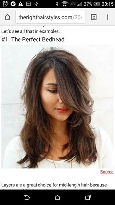 hair styles for mid length 56 best hair 2 images on hair makeup bob 8578