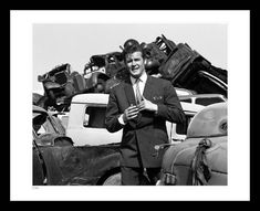 12 extremely rare photos of Sir Roger Moore on set and behind the scenes as Simon Templar. Each fine art print comes hand-framed, numbered & ready to hang. Highly Collectible, Makes a perfect gift for Roger Moore fans. Vera Day, Crime Of The Century, 1960s Tv Shows, Roger Moore, My Muse, Great Memories, Photo Archive, Rare Photos, Limited Edition Prints