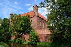 Lidzbark Warmiński - Zamek biskupów warmińskich