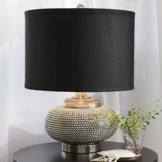 Soho Chic Table Lamp from Through the Country Door® $89