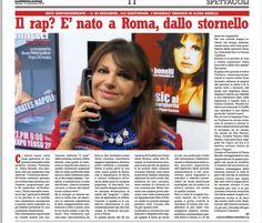 DALLO STORNELLO AL RAP - IL GIORNALE D'ITALIA