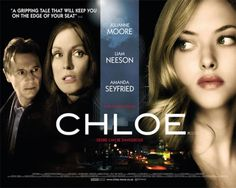 Chloe: For some really odd reason, I liked this movie. I still can't figure out why.
