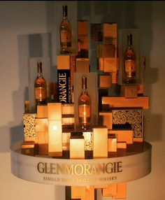 Creative Engineering are back for #throwbackthursday #tbt all the way back to 2005 for a special event for the unrevealing of a new scotch for 'GlenMorangie' with us Fabricating this amazing sculpture for them! #fabrication #design #glenmorangie #flashback #creativenyc