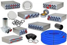 Heat Recovery Ventilation, Ventilation System, Cv Tips, Heating And Cooling, Plumbing, Shelter, Wood, Engineering, House
