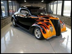 1937 Ford 3 Window Coupe Maintenance/restoration of old/vintage vehicles: the material for new cogs/casters/gears/pads could be cast polyamide which I (Cast polyamide) can produce. My contact: tatjana.alic@windowslive.com