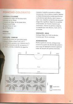 Materiales gráficos Gaby: Ponchos