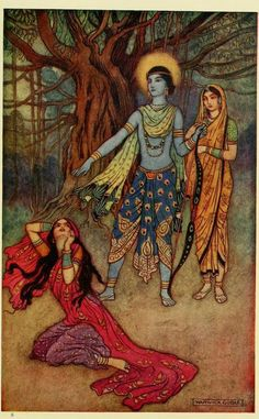 Spring 2015: Storytelling for Week 5: Diary of Shurpanakha