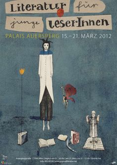mischa loewenzahn: Plakate / Cover / Illustrationen