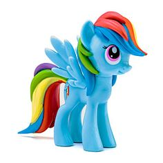 Admit it... you not-so-secretly love My Little Pony. Well, now you can have your very own vinyl pony!