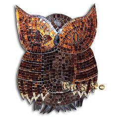 Os ofrecemos un precioso espejo de mosaico con forma de Búho.  Medidas: 47cm x 34cm  Precio: 36.99 EUR http://tiendatuyyo.es/index.php?jump=3076