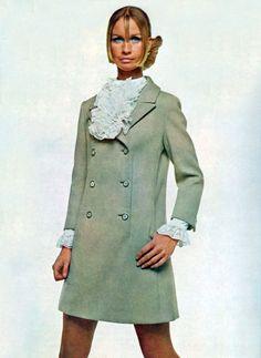 Photo by Bert Stern Vogue 1968