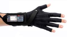 Mi.Mu gesture-control glove developed by a team led by Imogen Heap