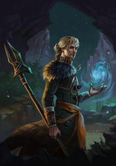 Anders Dragon Age, Dragon Age 2, Dragon Age Characters, Fantasy Characters, Fictional Characters, Dragon Age Inquisition, Sad Anime, Fantasy World, Concept Art