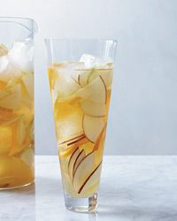 Hard Cider Sangria Recipe on Food & Wine