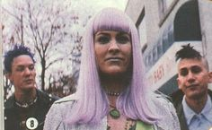 The bohemian queen Trish SLC Punk