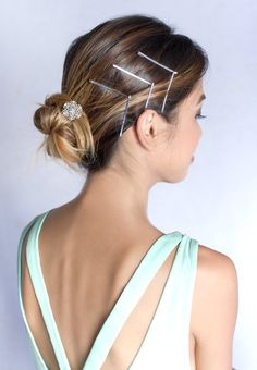 54 Best Bobby Pins Images Bobby Pins Polished Look Hair Barrettes