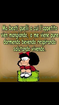 L'appetito di Mafalda