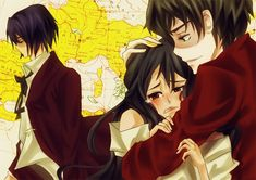 Hetalia Philippines and Mexico by zerochanYou can find Hetalia and more on our website.Hetalia Philippines and Mexico by zerochan South Mexico, Hetalia Philippines, Hetalia Characters, Fictional Characters, Hispanic Heritage, Axis Powers, Noragami, Image Boards, Anime