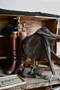 Love the riding boots!! would so wear them :)
