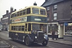 West Bromwich Daimler at speed London Transport, Public Transport, Birmingham England, Double Decker Bus, Thing 1, West Bromwich, Bus Coach, Wolverhampton, West Midlands