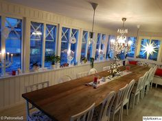 Dining Room Table, Kitchen Dining, Interior Exterior, Fine Dining, Villa, House, Furniture, Home Decor, Inspiration
