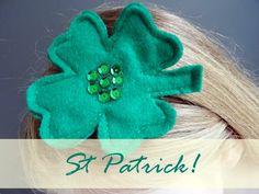 Accessoires mode St Patrick-DIY - Curieusement Bien