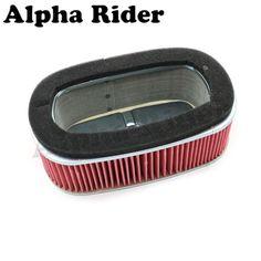 Alpha Rider Motorcycle Air Filter Intake Cleaner OEM for Honda XR250R 1986-2004 XR350 XR350R 1983-1986 XR600 XR600R 1983-2000