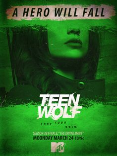 Season Finale: A Hero Will Fall- Allison Alison Argent, Wolf Watch, Teen Wolf Seasons, Teen Wolf Mtv, Love Simon, Crystal Reed, Stydia, Dylan O'brien, Werewolf