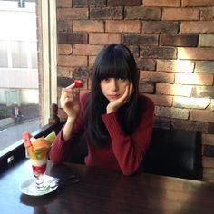 "new-wave-girl: "" 中条あやみ """