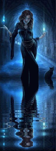 Alas de Fantasía: Imagenes de brujas buenas