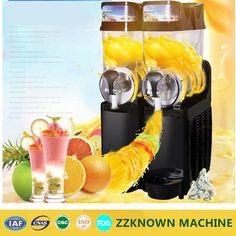3 Tanks 36L Commercial Frozen Drink Slush Slushy Machine Granita Margarita VEVOR