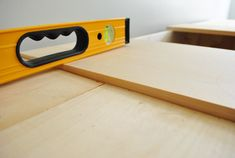 How To Build A Console Table (Part Two) | Young House Love