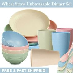 Ebay Coupon Code, Coupon Codes, Wheat Straw, Dinner Sets