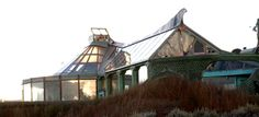Phoenix Earthship, beautiful, sustainable, and indoor gardens! @Jessica Neal