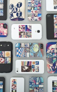 We make your Instagrams into snazzy phone cases! #Pinandwin for your chance to win great prizes each month.