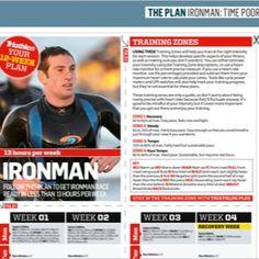 Free Ironman triathlon training plans from Triathlon Plus