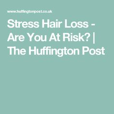 Losing your hair? Discover the natural secret to preventing further hair loss and re-growing lost hair with The Regrow Hair Protocol. Hair Loss, Hair Care, Stress, Hair Falling Out, Hair Makeup, Losing Hair, Hair Care Tips, Hair Treatments
