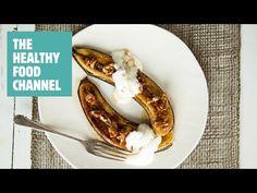 Quick Maple-Grilled Bananas - Nadia Lim