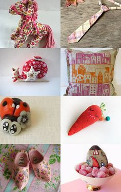Sweet gifts for children by Gioconda Pieracci on Etsy--Pinned with TreasuryPin.com