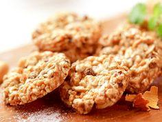 Gesunde Kekse die Kinder sehr gerne mögen und die man ihnen auch ohne schlechtes Gewissen geben kann.